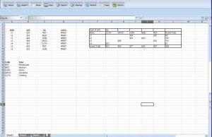 Sheetster Spreadsheet