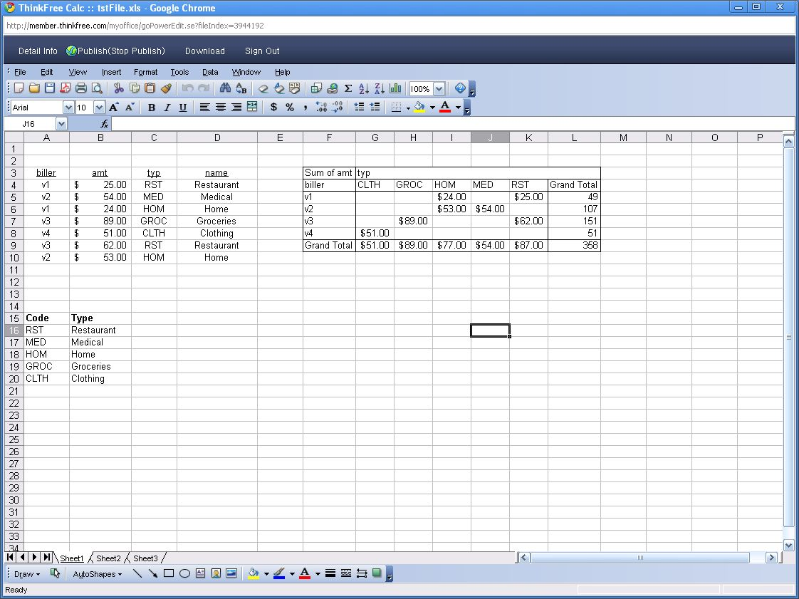 1122 x 841 jpeg 177kB, Brief Comparison of Online Spreadsheets (and ...